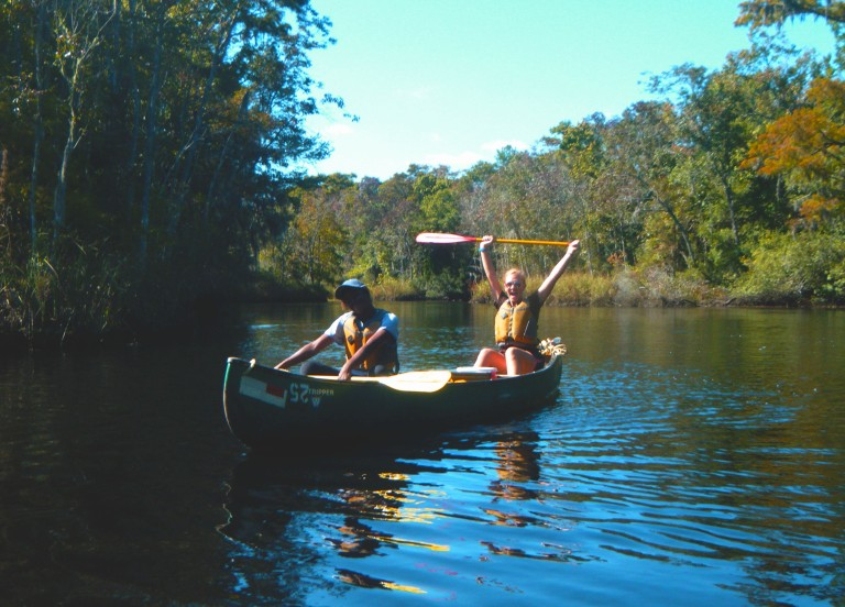 Kids.Canoe.FINS.River.FL.3